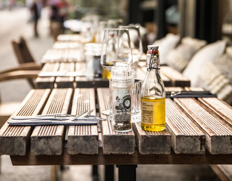 3 Spots for Quality Outdoor Dining