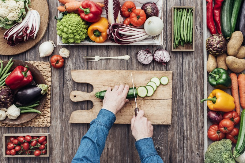 Can Good Nutrition Give Your Immune System a Power Boost